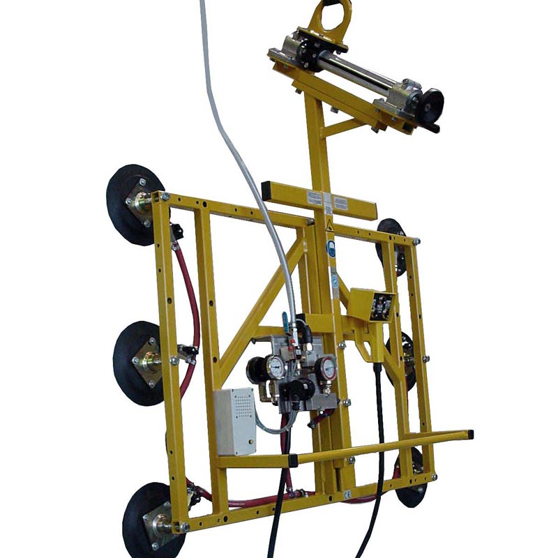 Vacuum lifter 7005-BUS2/E, the helper for installing bus windscreens